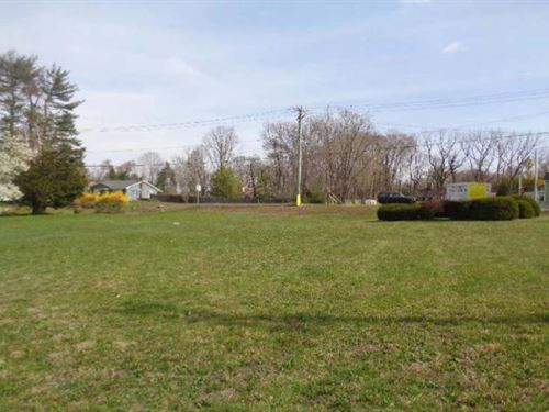 .67 Acre Commerical Corner Lot : Sewell : Gloucester County : New Jersey