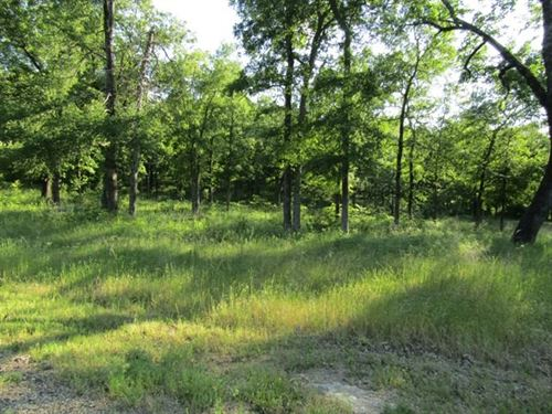 Double Lot In Gated Community : Sawyer : Choctaw County : Oklahoma