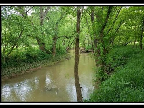 15 Acres On Shade River : Long Bottom : Meigs County : Ohio