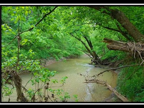 20 Acres Overlooking Shade River : Long Bottom : Meigs County : Ohio