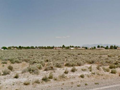 Nye County, Nv $30,000 Neg : Pahrump : Nye County : Nevada