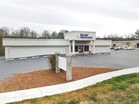 17,800 Sf Well-Located Retail / Cre : Conover : Catawba County : North Carolina