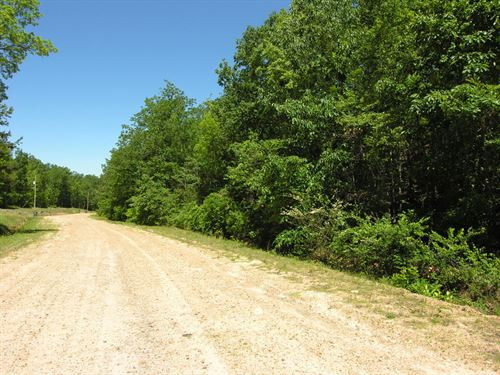 5 Acres With Owner Financing : Molena : Upson County : Georgia
