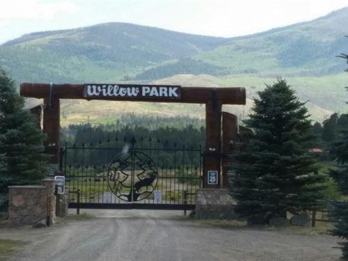 Willow Park, Lot 146 : South Fork : Rio Grande County : Colorado