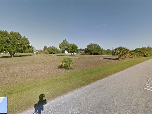 .12 Acres In Punta Gorda, FL : Punta Gorda : Charlotte County : Florida