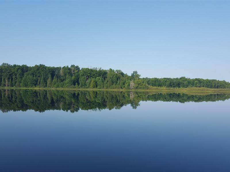 Mls 164150 - Rainbow Lake : Winchester : Vilas County : Wisconsin