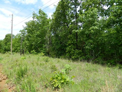 Private Land : Fort Gibson : Cherokee County : Oklahoma