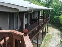 3.70 Acres & Home In Clay Co. : Celina : Clay County : Tennessee