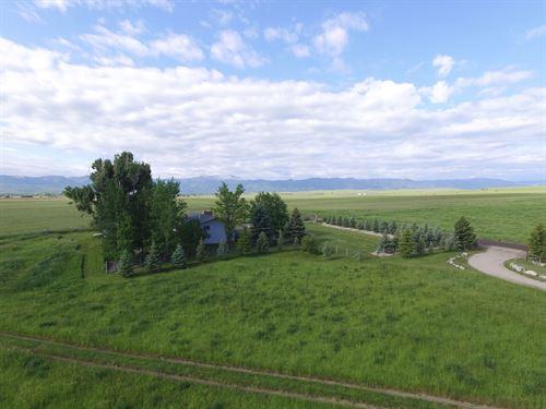 Sheridan Horse Property : Sheridan : Wyoming