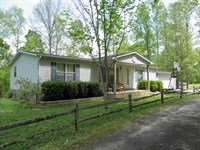 6.29 Acres & Home In Clay County : Celina : Clay County : Tennessee