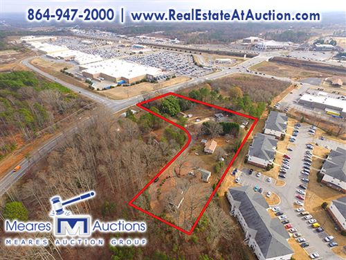 Commercial Property Event : Easley : Pickens County : South Carolina