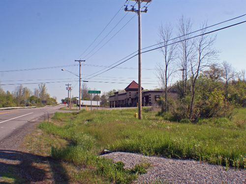 Commercial Land Livonia Ny Finance : Livonia : Livingston County : New York