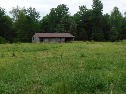 3 Ac. Cleared/Wooded In Overton Co : Alpine : Overton County : Tennessee