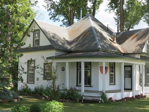 Come To Grandmas House : Bonanza : Klamath County : Oregon