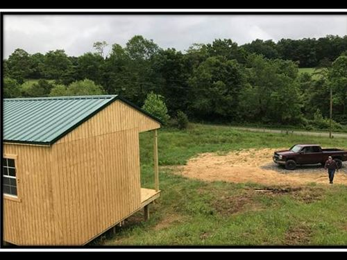 Nice Amish Cabin With Great Views : Patriot : Gallia County : Ohio
