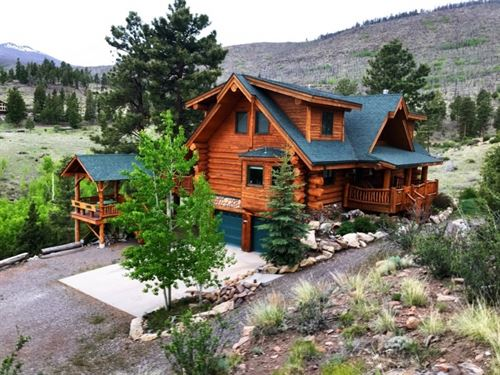 Exsquisite Willow Park Home : South Fork : Rio Grande County : Colorado