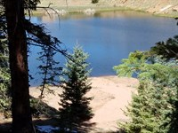 Trout Lake : Divide : Teller County : Colorado