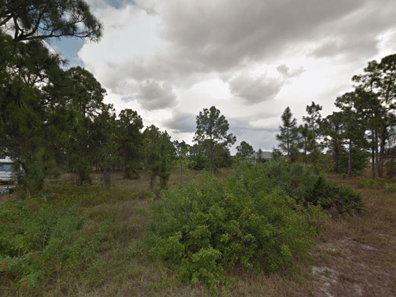 .27 Acres In Lehigh Acres, FL : Lehigh Acres : Lee County : Florida