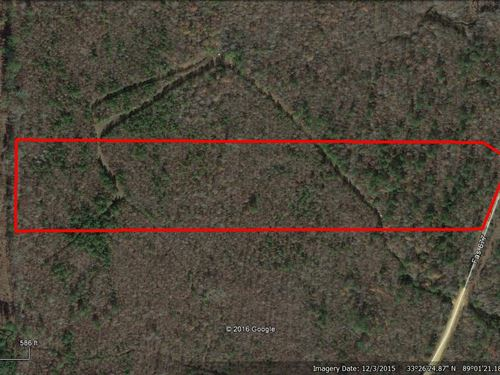 Land For Sale In Sturgis, Ms : Sturgis : Oktibbeha County : Mississippi