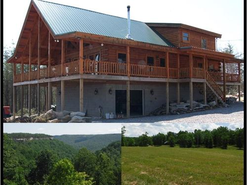 12.01 Acres & Home In Fentress Co. : Wilder : Fentress County : Tennessee