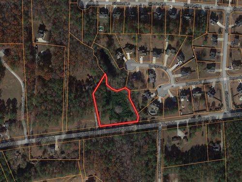 1.74 Acres Due West Road : Dallas : Paulding County : Georgia