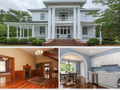 Southern Charm On 4 Acres : Butler : Taylor County : Georgia