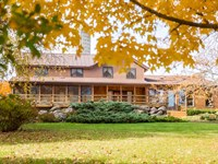 Remodeled Farm House And Event Barn : Markesan : Green Lake County : Wisconsin