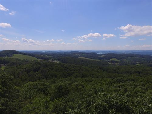 1.31 Acre Lot With Mountain Views : Morristown : Hamblen County : Tennessee