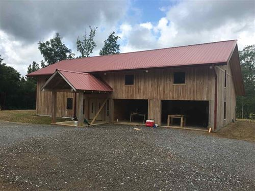Beautiful Lodge Style Cabin : Philadelphia : Neshoba County : Mississippi