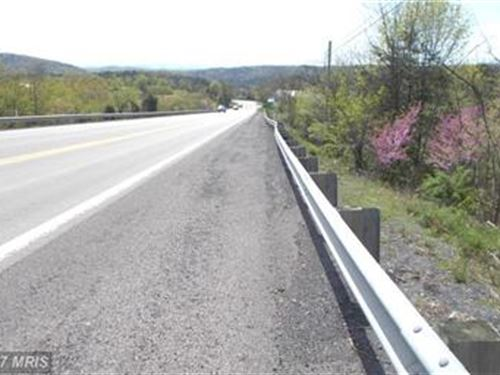 Long Road Frontage : Keyser : Mineral County : West Virginia