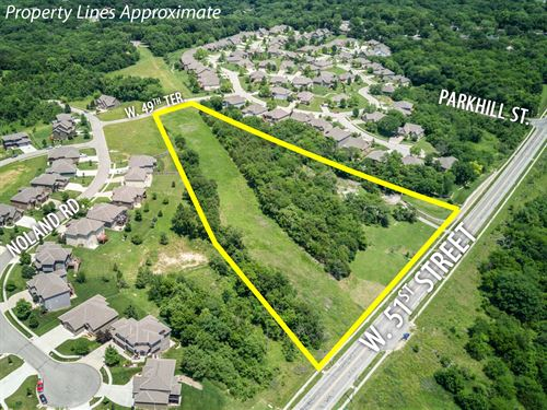 No Reserve Online Land Auction : Shawnee : Johnson County : Kansas