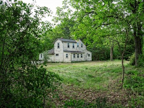 This Old Farmhouse : Hannacroix : Greene County : New York