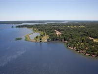 Beautiful Wooded Dockable Lakefront : Scroggins : Franklin County : Texas