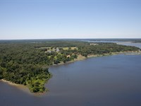 Lakefront Land Sale : Scroggins : Franklin County : Texas
