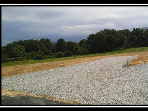 Beautiful 5 Acres With Views : Thornville : Licking County : Ohio