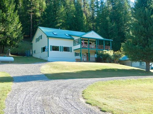 Seventeen Mile Jewel : Yaak : Lincoln County : Montana