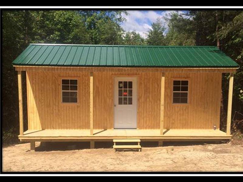 Amish Built Cabin On 11 Acres Lot For Sale Patriot