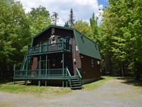 Gun Smoke Lodge : Brownville : Piscataquis County : Maine