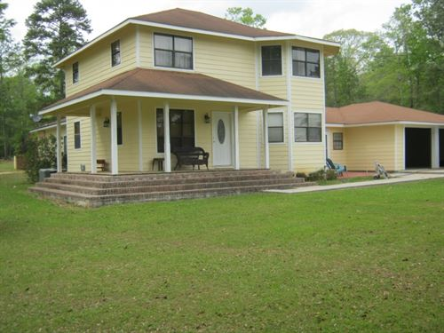 4133 Hwy.51 N. Magnolia, Ms. 39652 : Magnolia : Pike County : Mississippi