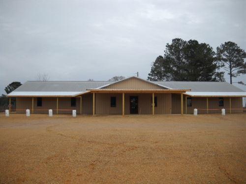 597 Hwy 98 West - 119925 : Kokomo : Marion County : Mississippi