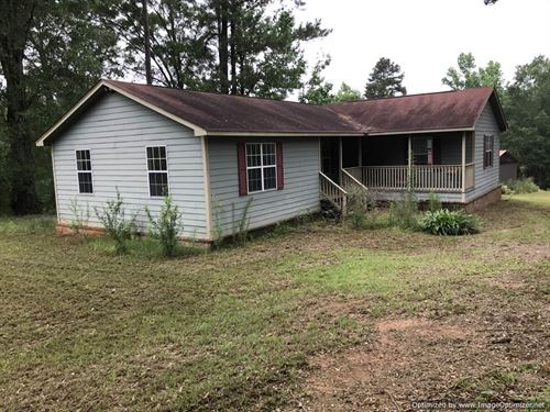 Country Home On 5+/- Acres : Carson : Jefferson Davis County : Mississippi