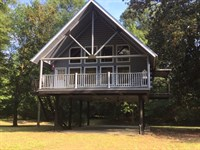 Camp With Acreage On Bogue Chitto : McComb : Pike County : Mississippi