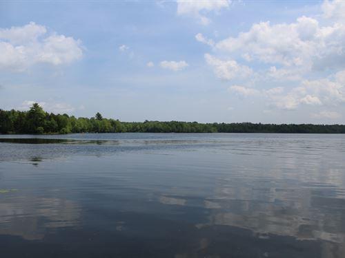 Saint Albans Lakefront Home : Saint Albans : Somerset County : Maine