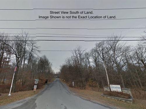 1.38 Acres- Albrightsville Pa 18210 : Albrightsville : Monroe County : Pennsylvania