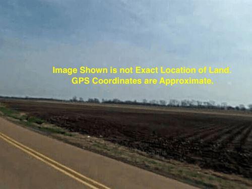 6.13 Acres- Helena, Ar 72342 : Helena : Phillips County : Arkansas
