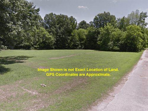 7.07 Acres- Marvell, Ar 72366 : Marvell : Phillips County : Arkansas