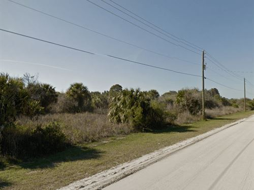 .26 Acres In Palm Bay, FL : Palm Bay : Brevard County : Florida