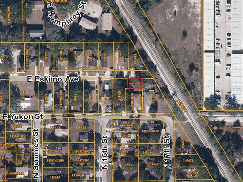 .06 Acres In Tampa, fl : Tampa : Hillsborough County : Florida