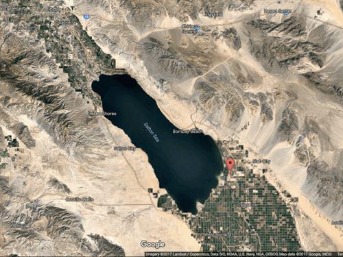 1.24 Acres In Calipatria, CA : Calipatria : Imperial County : California