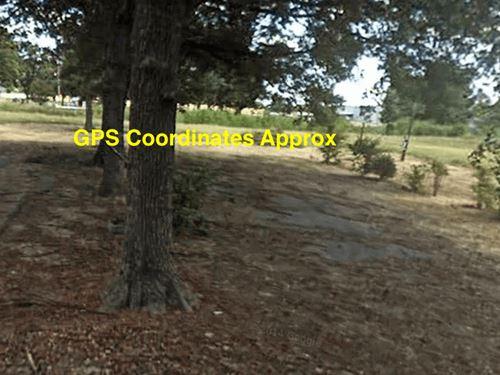 .75 Acres- Tillar, Ar 71670 : Tillar : Drew County : Arkansas
